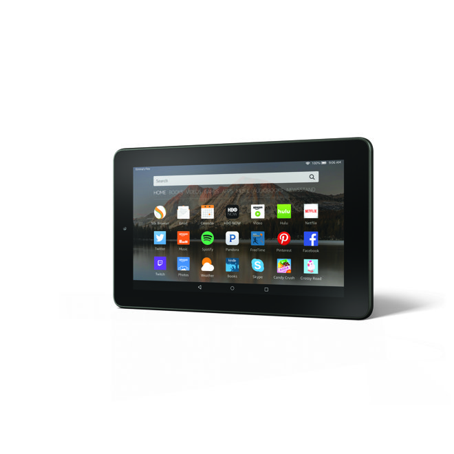 Amazon updates Fire tablets & TV products, introduces $50