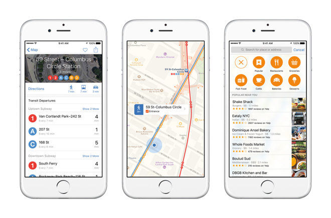 Why Apple's Transit Maps are rolling out so slowly