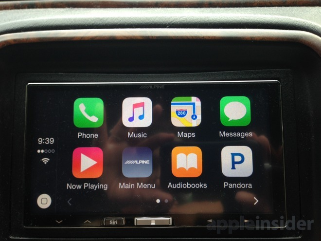 Pandora joins shortlist of iPhone apps ready for Apple's CarPlay