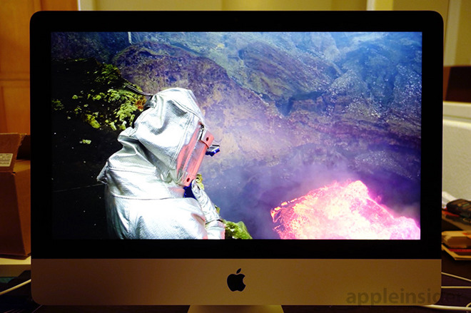 Review: Apple's 21 5-inch iMac with 4K Retina display is