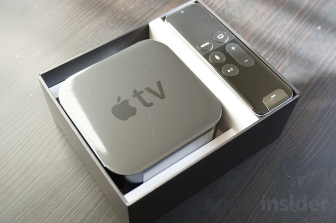 Review: Fourth-gen Apple TV with Siri Remote and tvOS App Store