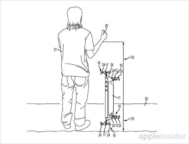 Apple Invention Integrates Floaties Into Retractable Iphone Bumper
