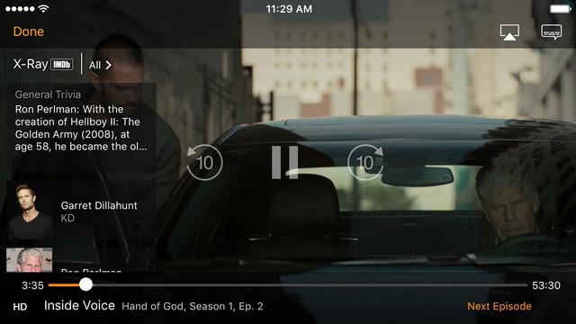 Amazon Video, Microsoft OneDrive & Google Drive for iOS