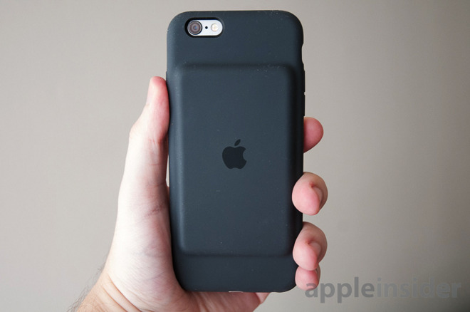 san francisco 5bd36 814b1 Review: Apple Smart Battery Case for iPhone 6 & 6s