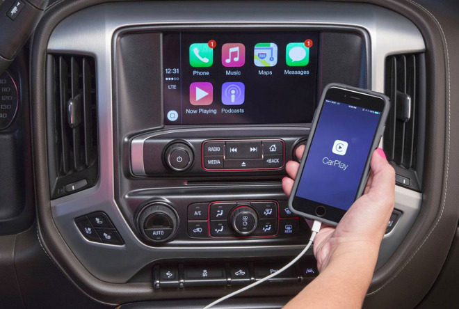 Dealers Say Gm S Rapid Adoption Of Apple Carplay Is Helping Them