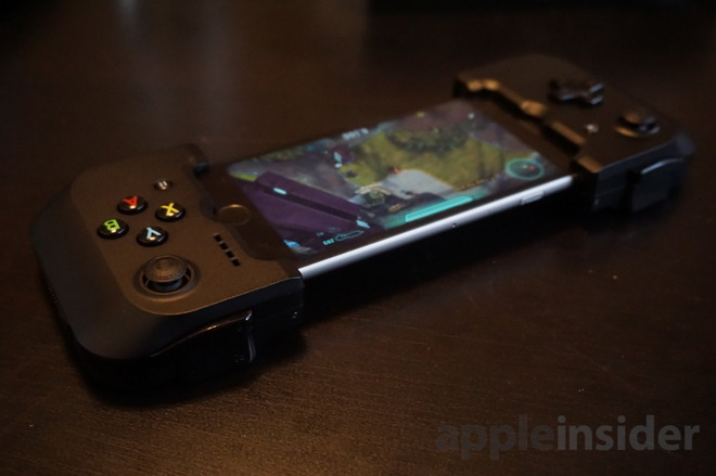 how to connect a ps4 controller to a iphone 5s