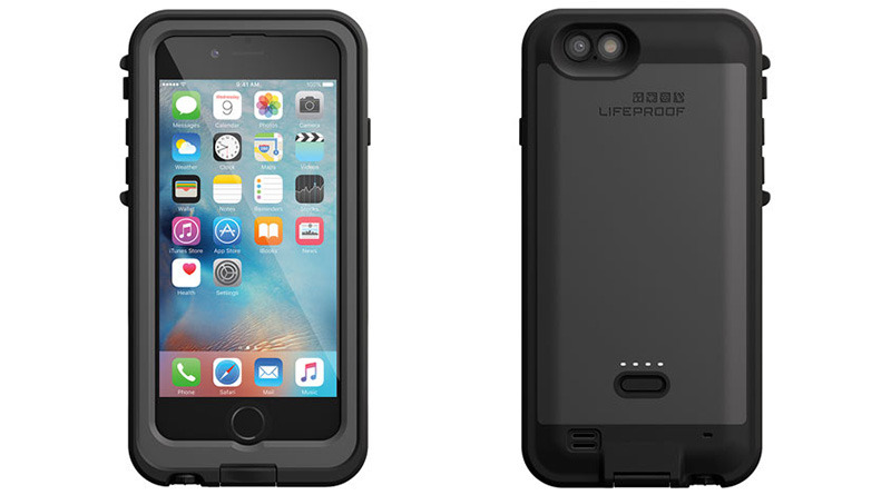 iphone 6s lifeproof lifeproof debuts fre power waterproof battery for 11484