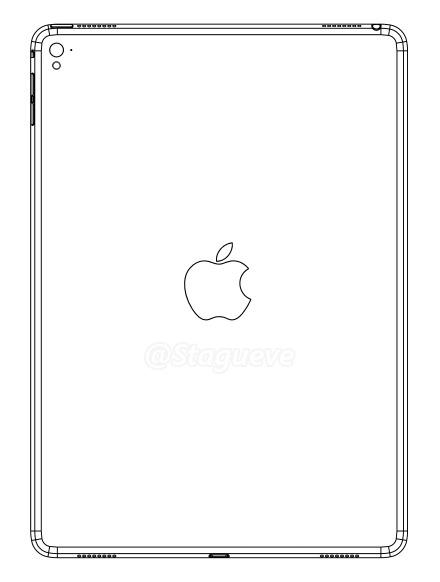 Rumor: Leaked 'iPad Air 3' design suggests four speakers