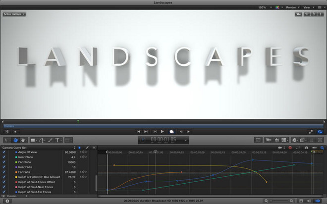 Apple updates Final Cut Pro X, Compressor and Motion with