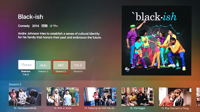 itunes for iphone apple tv universal search integrates abc disney channel 12530