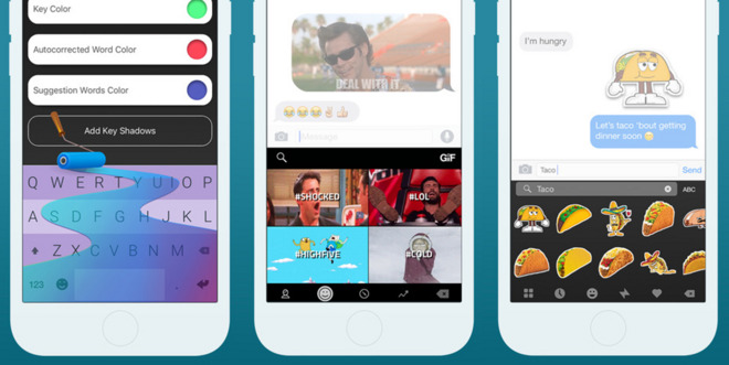 Roundup: Best iOS apps for creating, managing and sharing GIFs