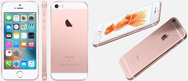 uk availability ed51e 1374d Apple's iPhone SE vs. iPhone 6s: Does price outweigh size?