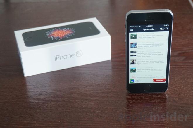 iphone se vs 5s camera test