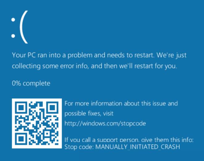 To make crashes 'friendlier,' Microsoft adds QR codes to Windows 10 BSOD