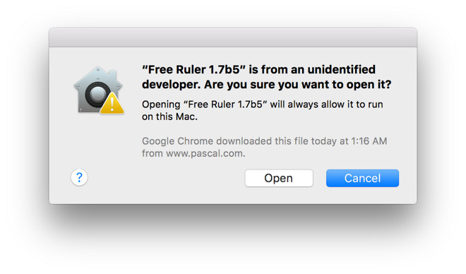 How to install and run Mac apps that don't come from the Mac