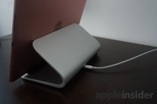 b9a390c9aad Review: Logi Base Smart Connector charging dock is the best way to juice  your iPad Pro