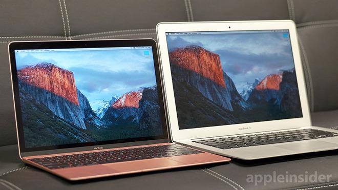 Watch: Apple's 2016 MacBook vs  2015 13