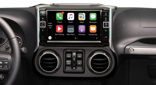 Alpine Debuts New 9 Inch Carplay Display Kia Details Sportage And