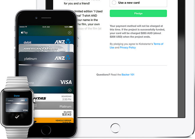 ANZ's Apple Pay exclusivity drives credit card applications