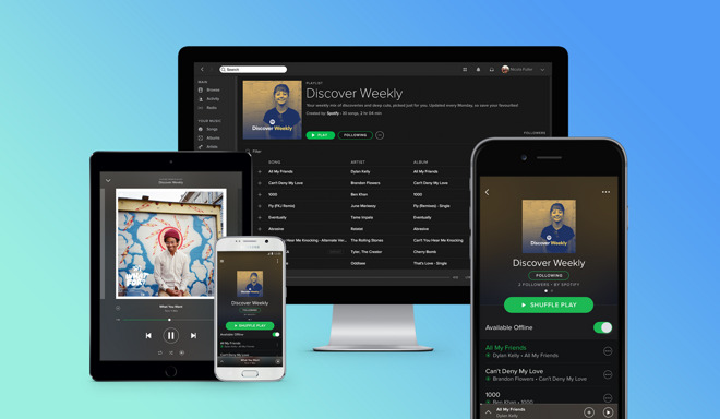Spotify says Apple rejected update over App Store policies
