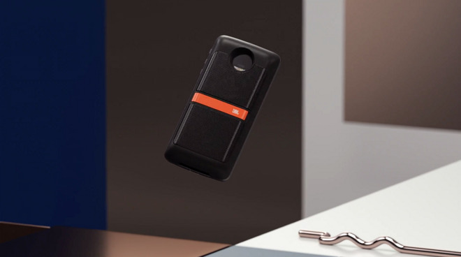 New Moto Mods 2020 Motorola's swappable 'Moto Mods' turn smartphones into projectors