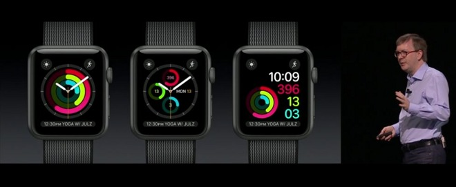 Apple's watchOS 3 for Apple Watch focuses on speed, instant