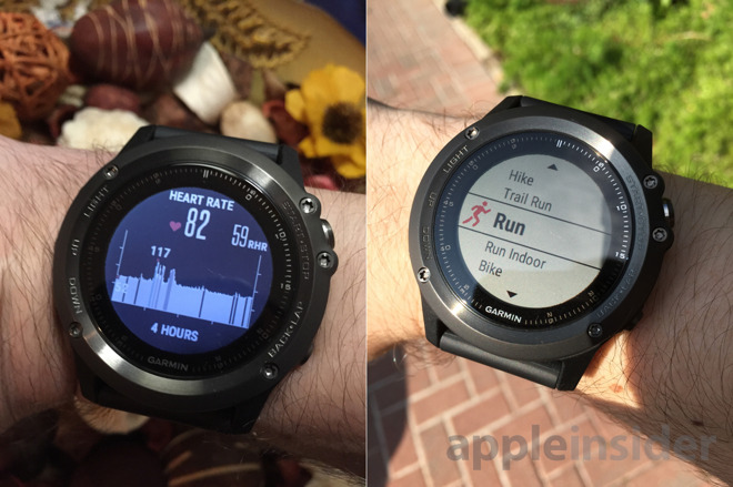 Review Garmin S Fenix 3 Hr Is An Ios Connected Smartwatch For