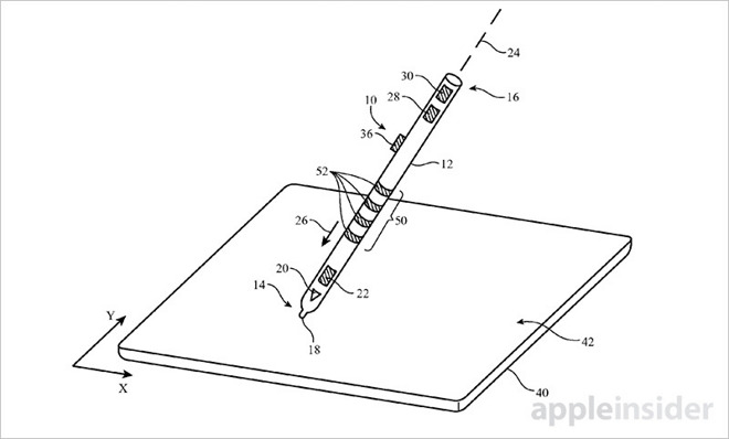 apple invents stylus with touch