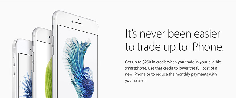 iphone trade up apple expands iphone quot trade up quot program to cover carrier 12402