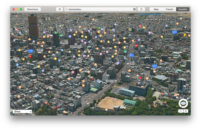 Apple Maps adds 29 Flyover locations, expands traffic and ... on map ireland, map berlin, map mobile, map sydney, map edinburgh, map central, map victoria, map france, map amsterdam, map singapore, map valencia, map tokyo, map nashville, map venice, map taipei, map columbus, map bangkok, map buenos aires, map austin, map spain,