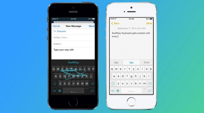 Popular iOS keyboard SwiftKey disables sync feature after