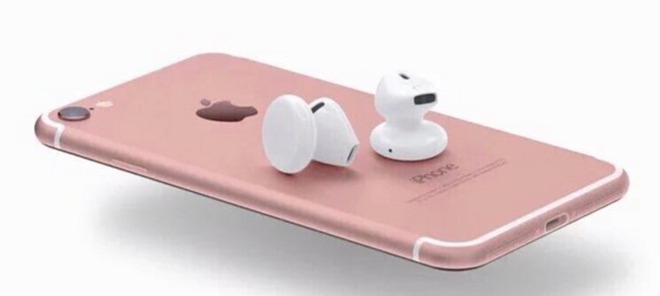 the best attitude 0de8a 2d483 Apple 'AirPods' to target high end of headphone market with custom ...