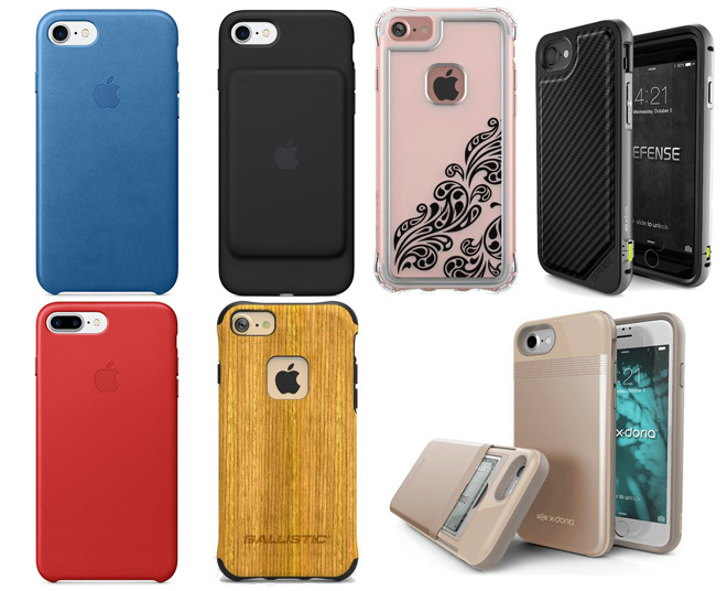 Roundup: The best cases you can buy for Apple's iPhone 7 and