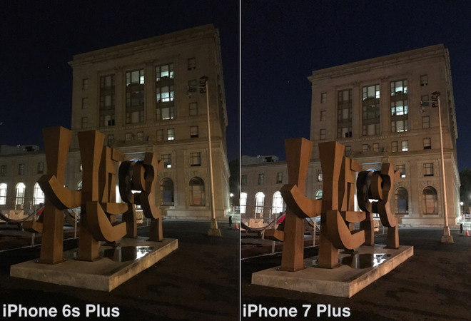 Apple S Iphone 7 Camera Delivers Nice Slice Of Enhancements But