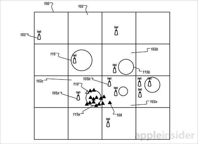 Apple tech uses Wi-Fi access points for indoor navigation
