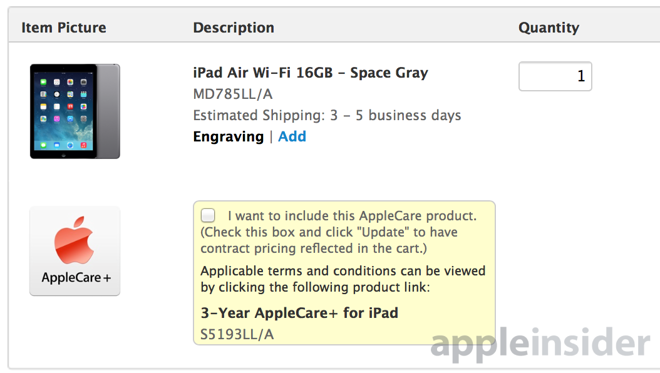 Apple Extends Ipad Applecare Coverage To 3 Years For Educational