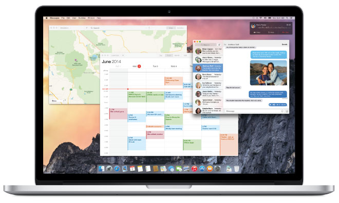 OS X Yosemite & new iWork available for free on the Mac App Store today