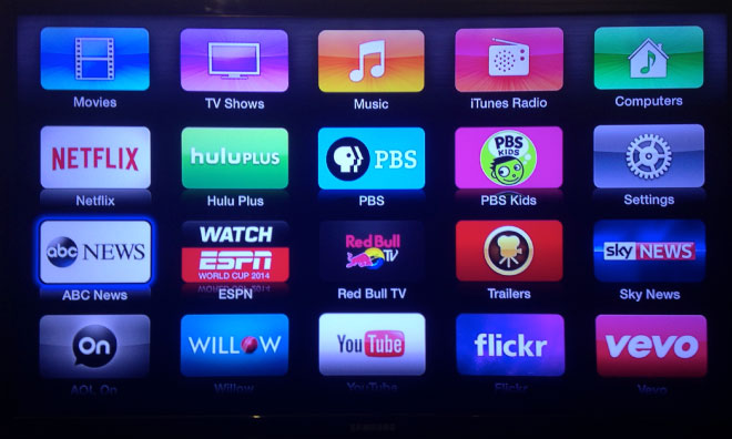 Apple TV gains 4 new channels, including ABC News with live