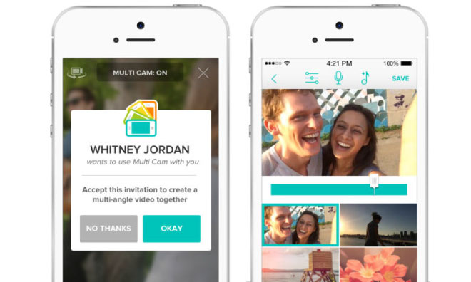 Fly brings multi-cam video editing to iPhone, Weather