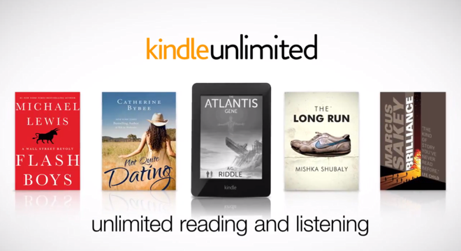 Best Kindle Unlimited Books 2020 Amazon launches iOS compatible Kindle Unlimited, a $10/mo. all
