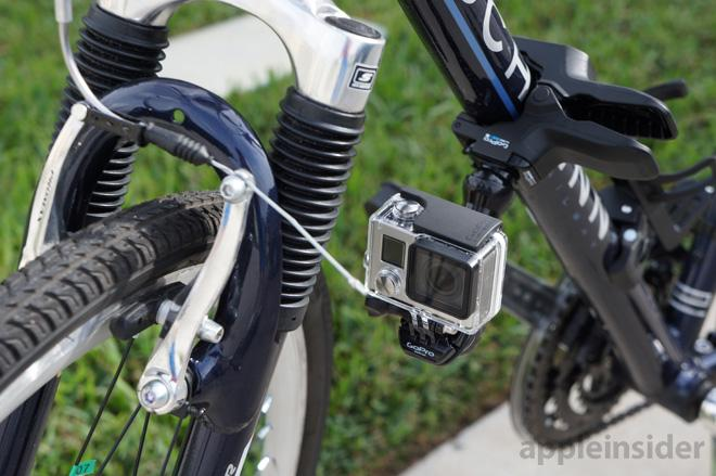 Review: Using the GoPro Hero3+ Black Edition camera with