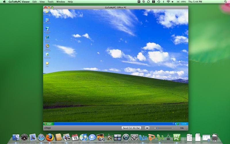 GoToMyPC Windows