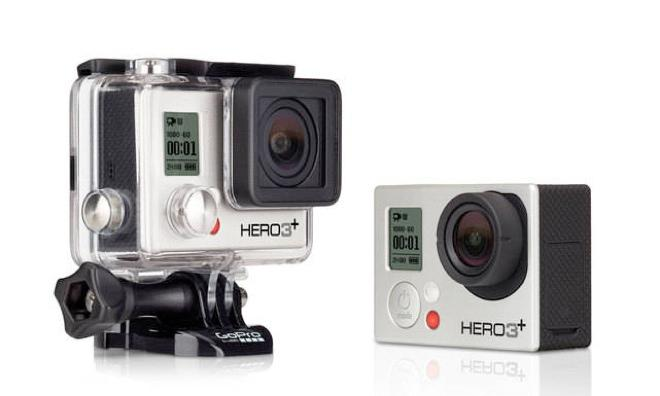 GoPro announces new Hero3+ cameras and GoPro iOS app update