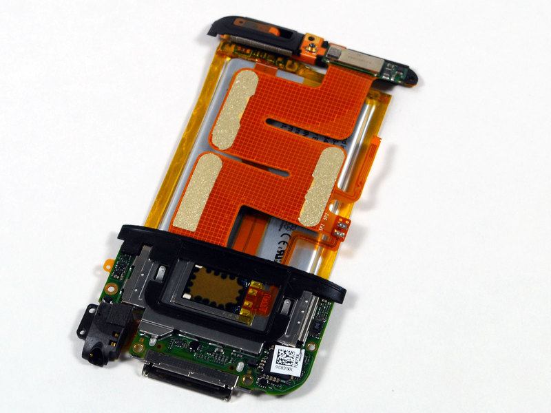 iPod teardown