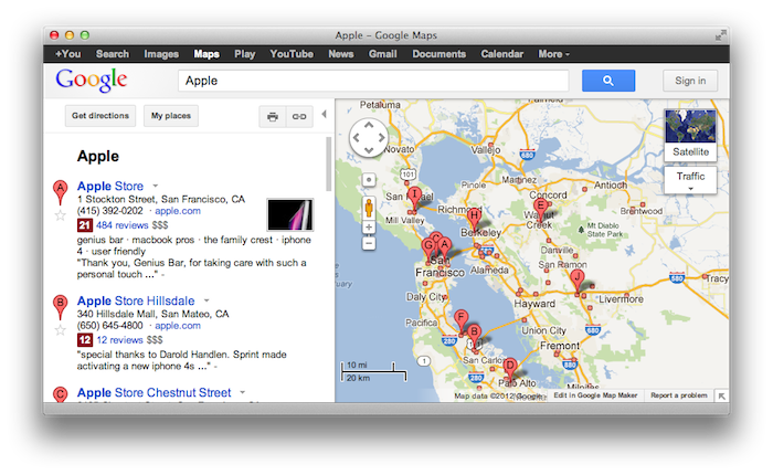 In-depth Review: Apple's iOS 6 Maps & the alternatives