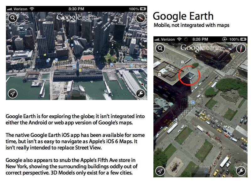 Google's new 3D Maps destroy Manhattan in the wake of Apple's Flyover