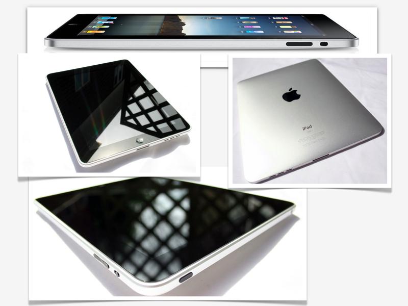 iPad body