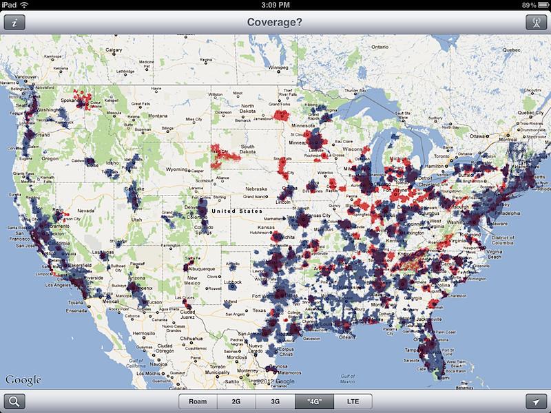 Inside the new iPad's 4G LTE mobile data: AT&T vs Verizon on verizon 4g network map, verizon iphone 6 cases, verizon 4g data map, verizon 4g hotspot coverage map, verizon 4g expansion plans, verizon area coverage map, verizon ipad 4g, verizon jetpack coverage map, verizon 4g coverage map 2014, verizon 4g coverage map michigan, at&t coverage map, verizon wireless coverage map, verizon 4g coverage map comparison, verizon 3g coverage map, t-mobile lte coverage map, verizon 2g coverage map, verizon 4g coverage area, verizon internet coverage map, verizon cdma coverage map, verizon mobile coverage map,