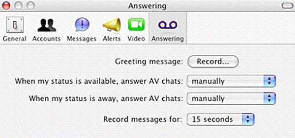 APPLE ICHAT AV DRIVERS FOR PC