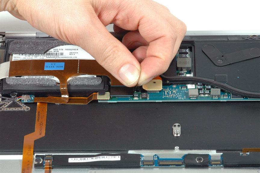 MacBook Air teardown